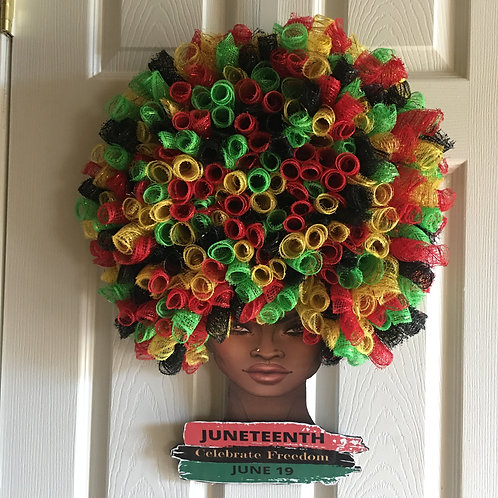 Diva Wreath Freedom