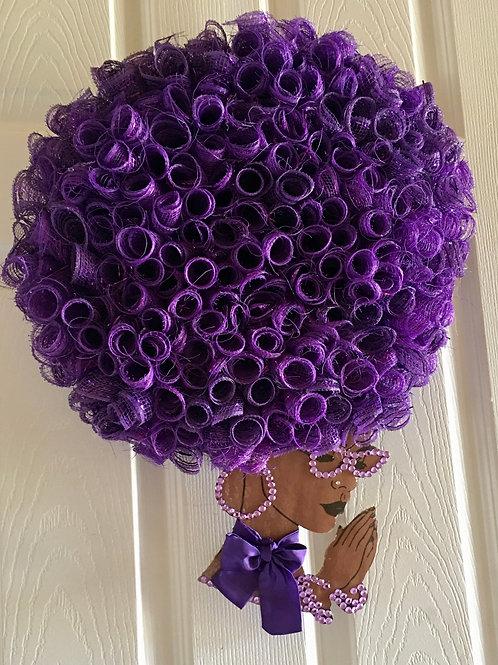 Diva Wreath Serenity