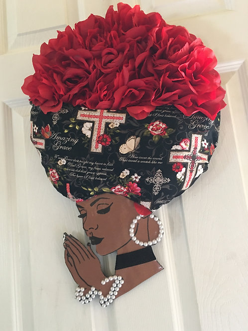 Diva Wreath Hannah