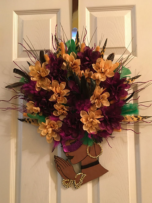 Diva Wreath New Orleans