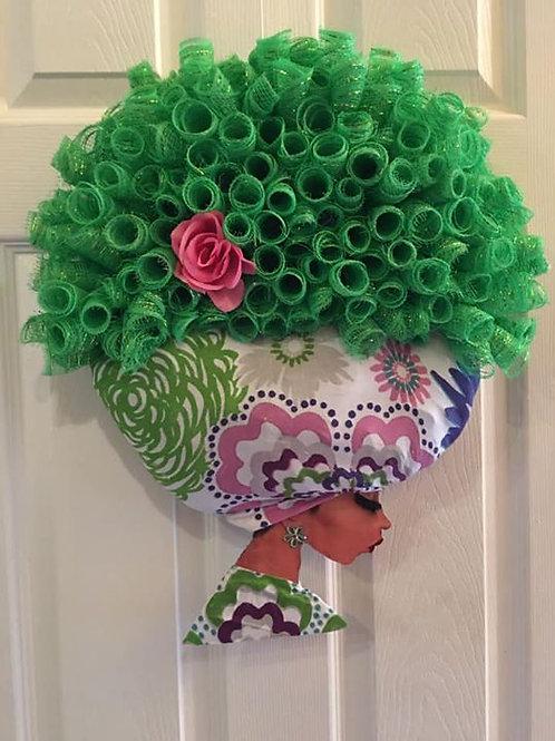 Diva Wreath Akaya