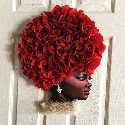Diva Wreath Motown