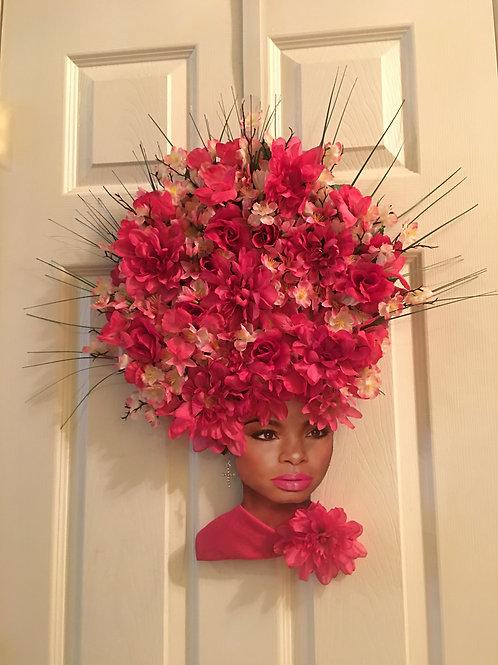 Diva Wreath Strawberry