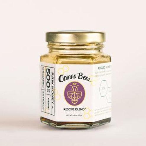 Canna Bee CBD infused Honey 500mg
