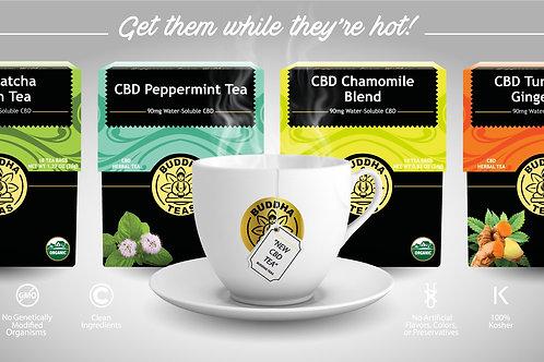 Buddha CBD Herbal Tea