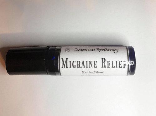 Cornerstone Migraine Relief Roller Blend