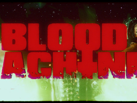 Blood Machines: All Style and Somehow Negative Substance.