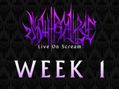 Synthpocalypse: Live On Scream - Week One