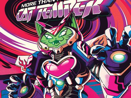Album Review: Cat Temper - More Than A Feline
