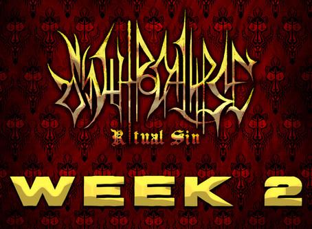 Synthpocalypse: Ritual Sin - Week 2