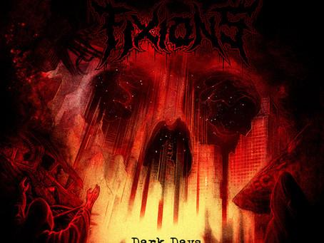 Album Review: Fixions - Dark Days