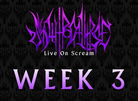 Synthpocalypse: Live On Scream - Week 3