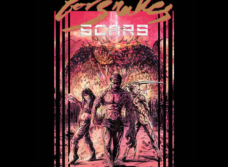 Album Review: Watch Out For Snakes - Scars