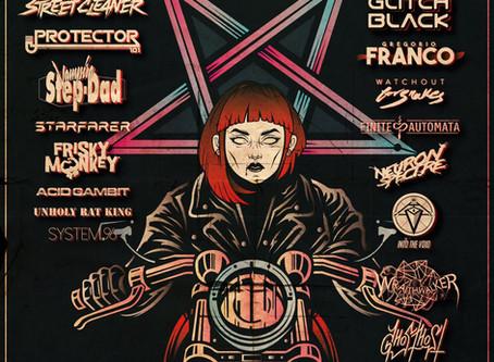 Echosynthetic Fest Part III: First Blood Part II **TICKET GIVAWAY**