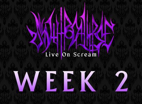 Synthpocalypse: Live On Scream - Week 2