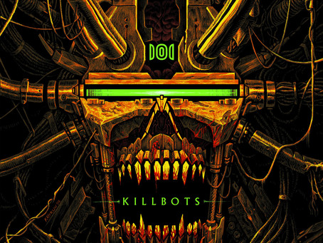 Album Review: Protector 101 - Killbots