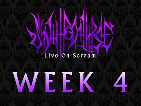 Synthpocalypse: Live On Scream - Week 4