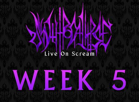 Synthpocalypse: Live On Scream - Week 5