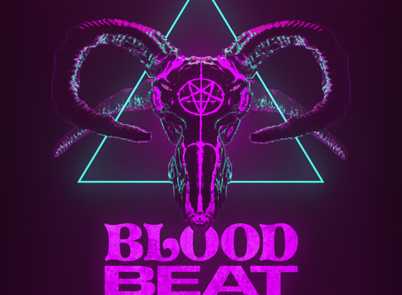 Album Review: Blood Beat - Cyberborne