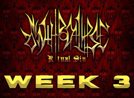 Synthpocalypse: Ritual Sin - Week 3