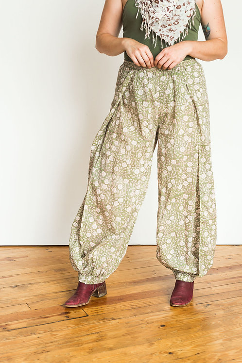 Harem pants - tan