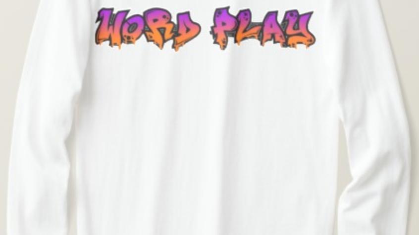 Word Play Basic Long Sleeve T-Shirt