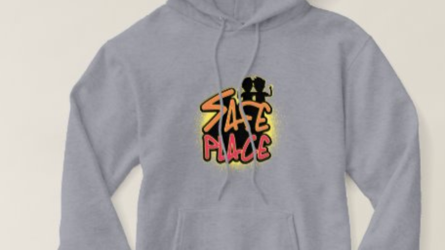 Safe Place Hoodie