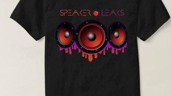 Speaker Leaks Basic T-Shirt