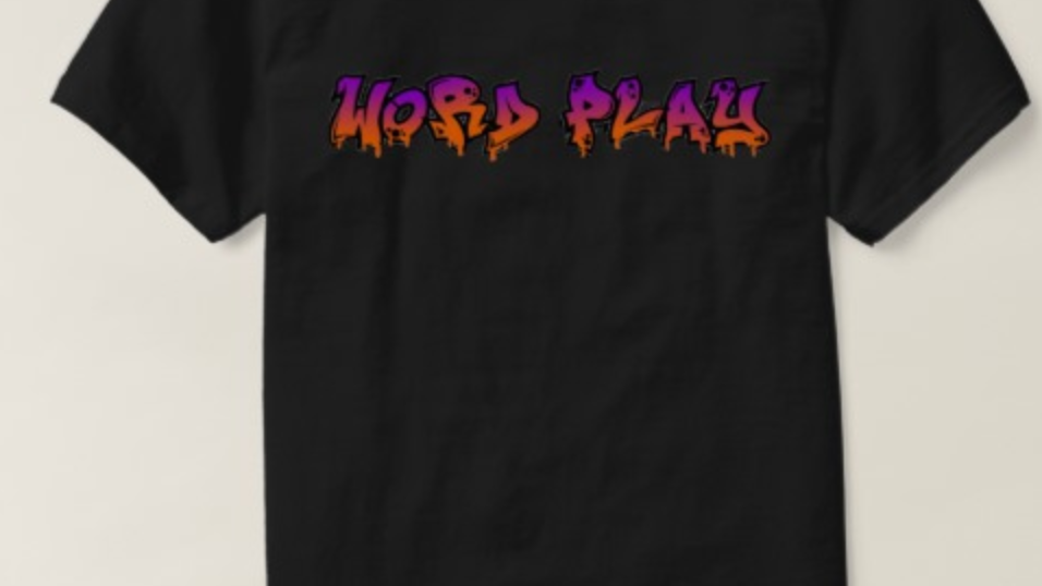 Word Play Basic T-Shirt