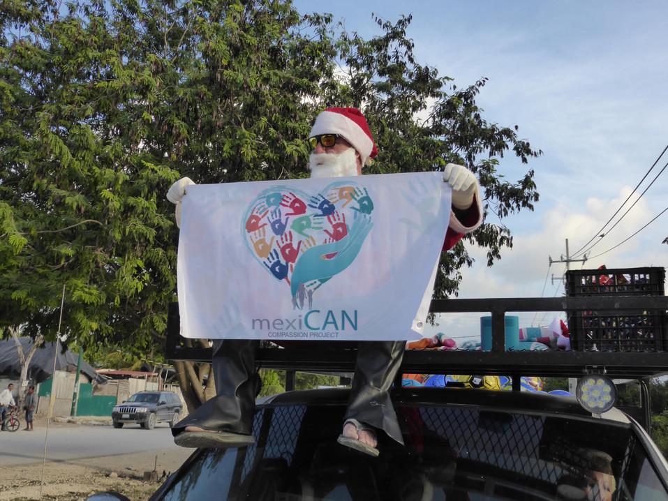 Christmas Volunteering