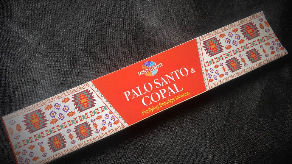 Sacred Elements - Palo Santo & Copal