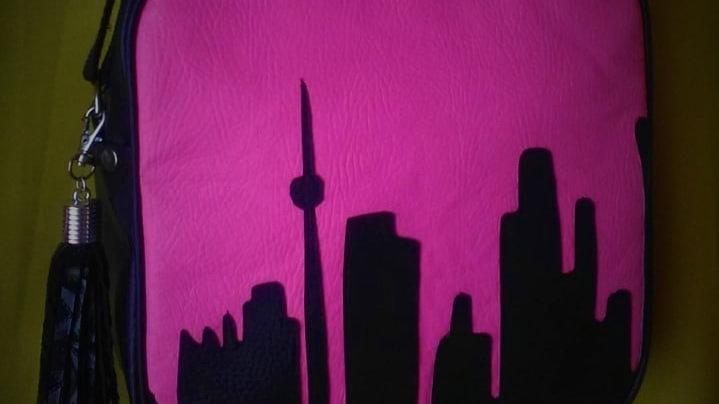 Jozi-City Silhouette Bag