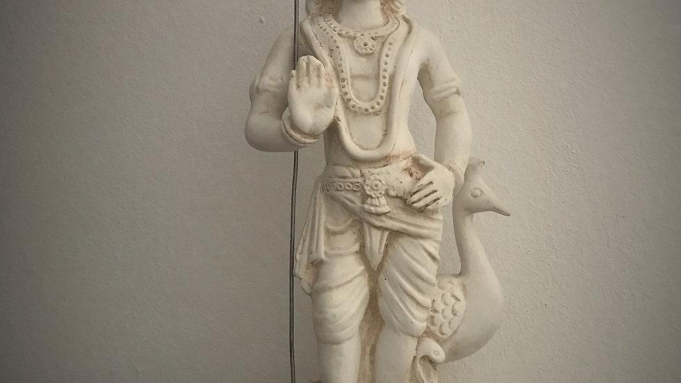 Muruga Statue - 33cm x 16cm