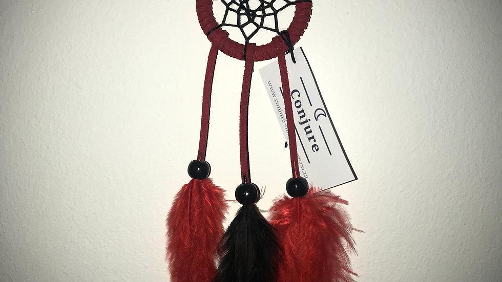 Dreamcatcher - (Red/Black)