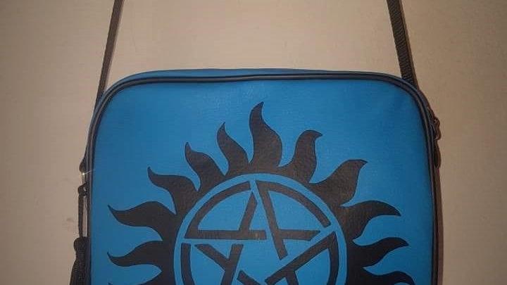 Pentagram Bag (Blue)