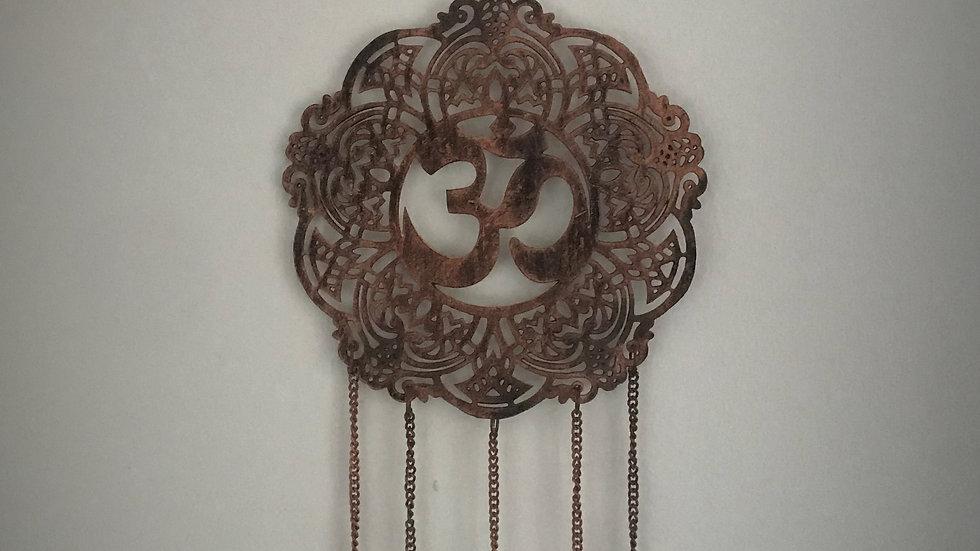 Aum-Chime with Bells (Medium/Bronze)