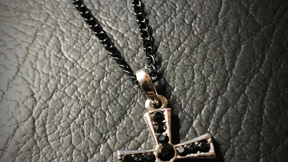 Black-Stone Cross