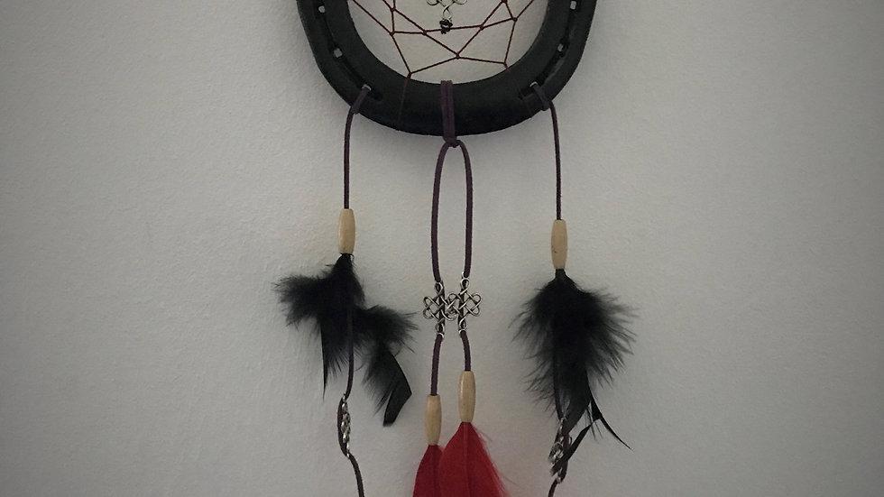 Horseshoe-Dreamcatcher (Celtic Knot Designs)