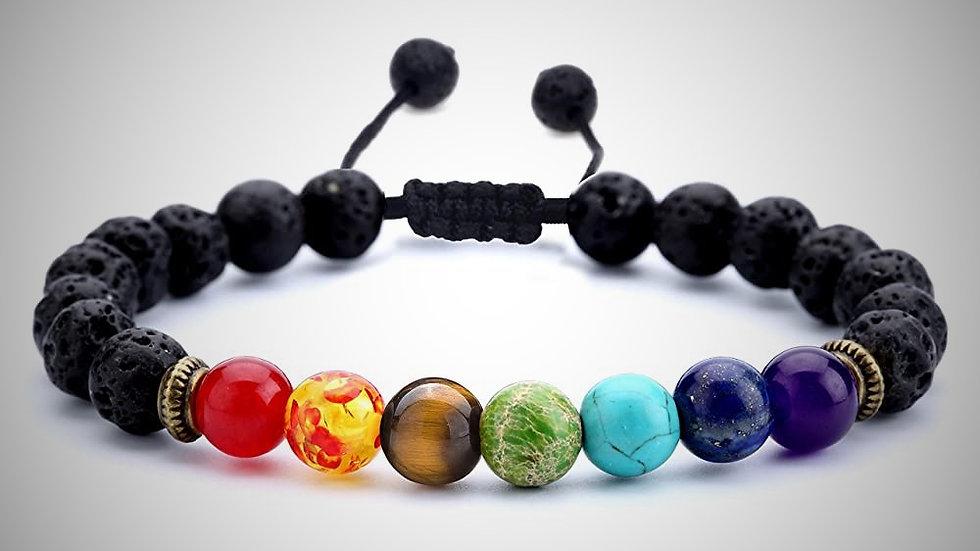 7 Chakra-Bracelet