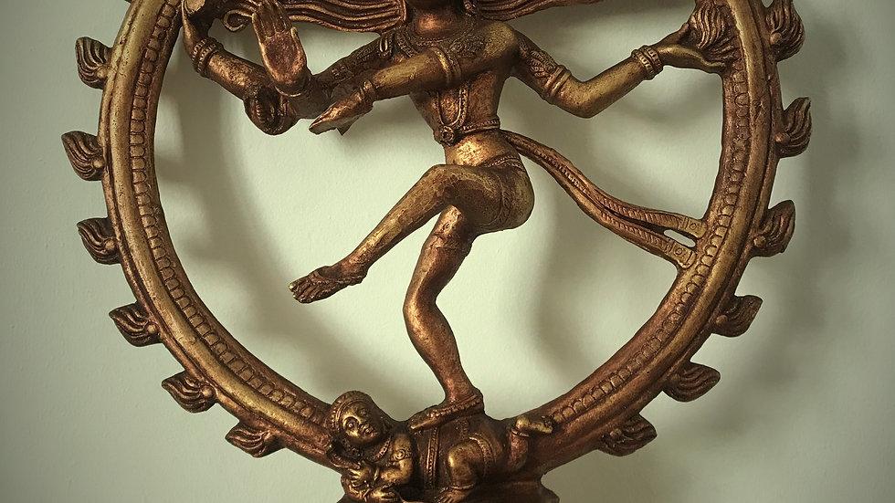 Large Nataraja Statue - 70cm x 53cm