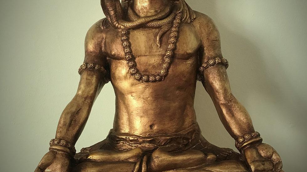 Large Shiva Statue - 70cm x 47cm