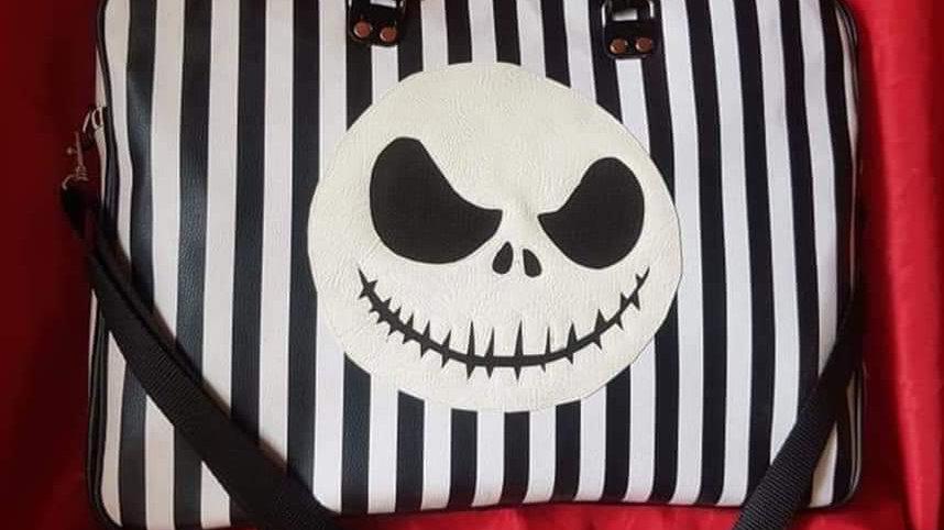 Jack & Sally-Laptop Bag