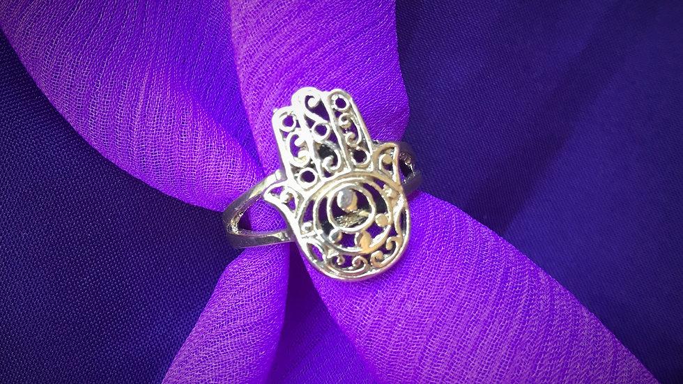 Hamsa Hand-Ring