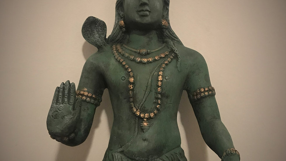 Large Shiva-Statue - 50cm x 35cm