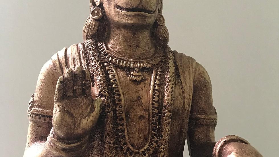 Kneeling Hanuman