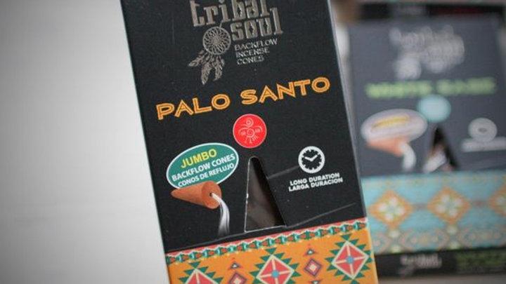 Tribal Soul-Incense Cones - Palo Santo