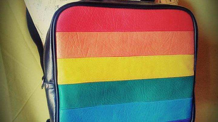 Rainbow/Pride Backpack