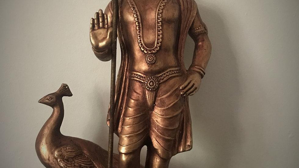 Large Muruga Statue - 70cm x 50cm