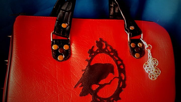 Red-Gothic Bag