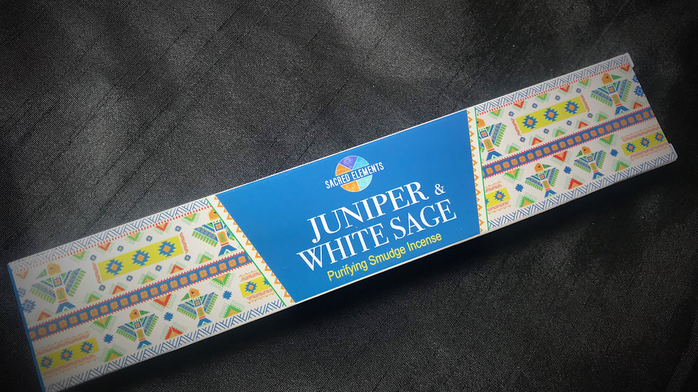 Sacred Elements - Juniper & White Sage